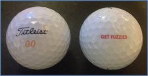 Fuzzy Golfball