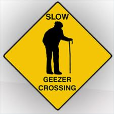 geezer sign