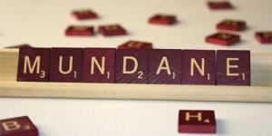 mundane letters