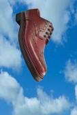 Drop shoe