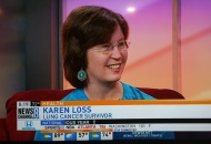 Karen Loss Channel 8 news